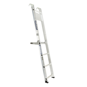 ALUMINIUM ERECTOR-SCAFFOLD LADDERS