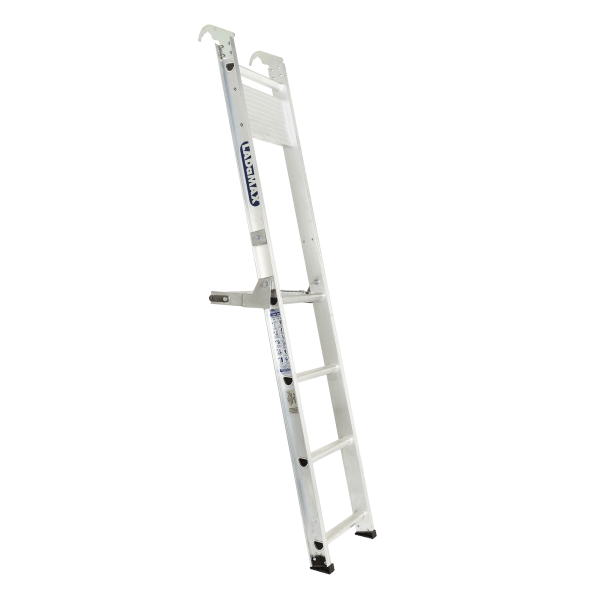 Aluminium Erector-Scaffold Ladder