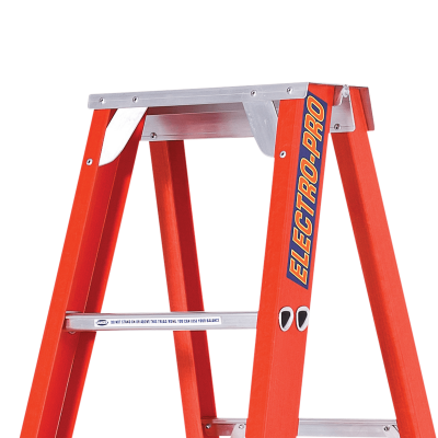 Single Sided Step Ladders