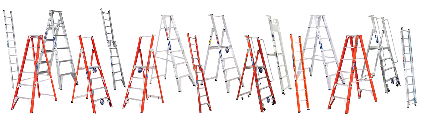 Ladamax - Platform Step Ladders, Scaffold Ladders, Extension Ladders