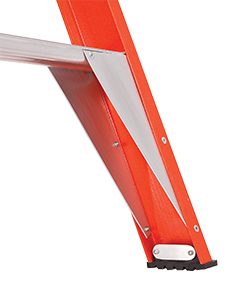 Fibreglass Double Sided Step Ladder Gusset
