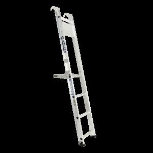 Aluminium Erector-Scaffold Ladder