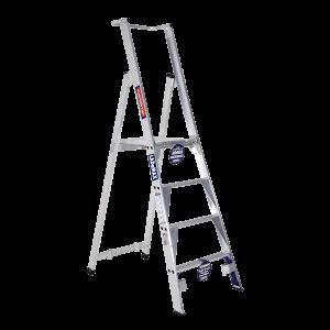 ALUMINIUM PREMIUM Platform Step Ladder