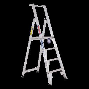 ALUMINIUM STANDARD Platform Step Ladder