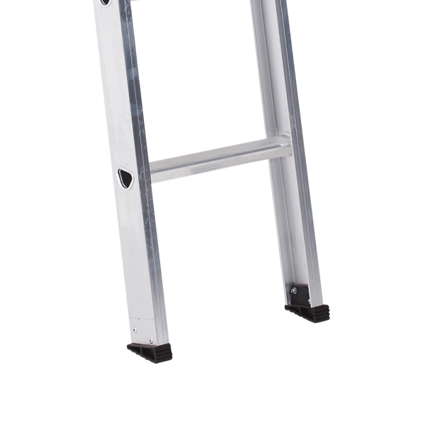 ALUMINIUM SINGLE SCAFFOLD LADDER - Feet