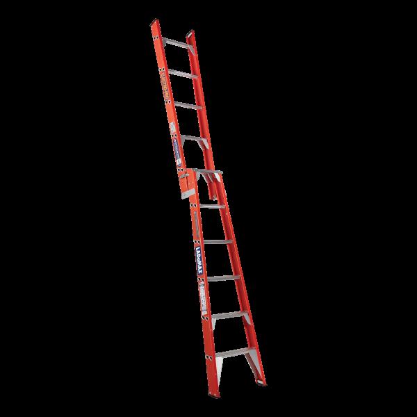FIBREGLASS DUAL PURPOSE STEP & STRAIGHT EXTENDED