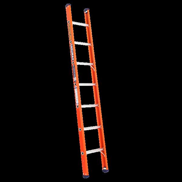 Fibreglass Single Scaffold Ladder