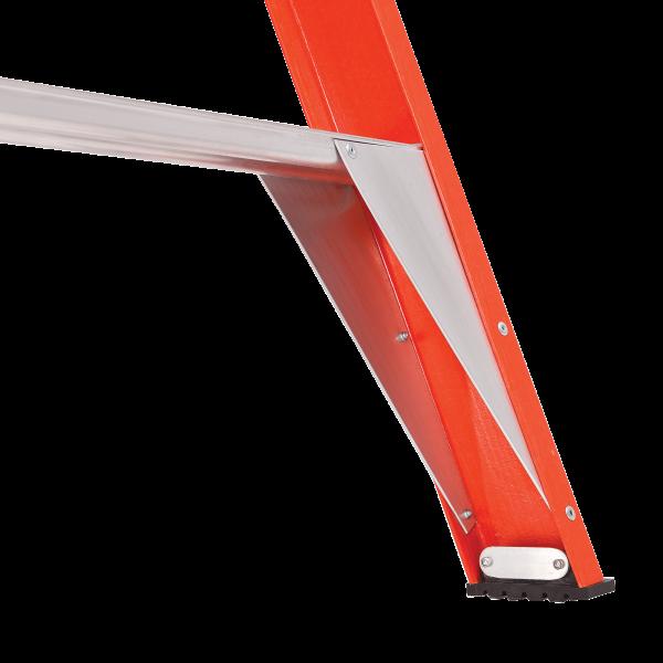 Fibreglass Double Sided Step Ladder Gusset Brace